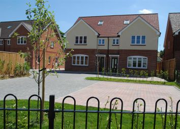 Thumbnail 4 bedroom semi-detached house for sale in The Old Courts, Wantage