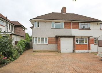 Thumbnail 4 bed semi-detached house for sale in Court Road, Eltham