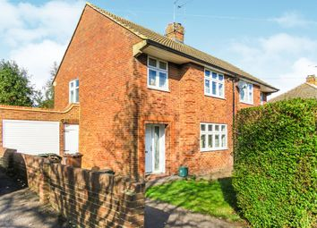 Thumbnail 3 bed semi-detached house for sale in Spooners Drive, Park Street, St. Albans