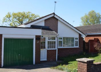 Thumbnail 3 bed detached bungalow to rent in Fairholme Close, Saughall, Chester