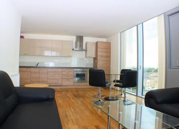 Thumbnail 2 bed flat to rent in Adagio Point, Greenwich, London