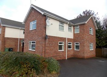 Thumbnail 2 bed flat for sale in Winslow Avenue, Droitwich