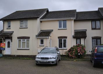 Thumbnail 2 bed terraced house to rent in Hawthorn Park, Bideford
