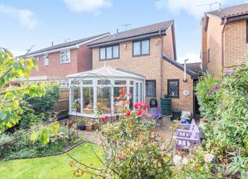3 bed detached house for sale in Downs View, Holybourne, Alton GU34