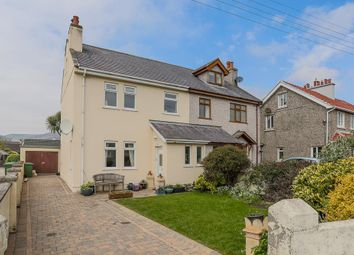 Thumbnail 4 bed semi-detached house for sale in Ballachurry Corner, Ballafesson, Port Erin