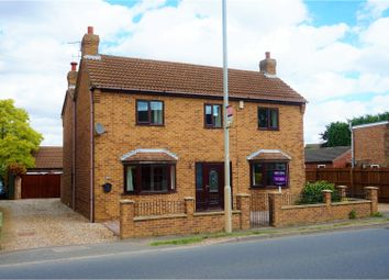 Thumbnail 4 bedroom detached house for sale in West End, Whittlesey