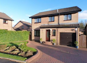 Thumbnail 4 bed detached house for sale in Alwyn Drive, East Kilbride, Glasgow