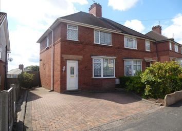 Thumbnail 3 bed semi-detached house to rent in The Oval, Smethwick