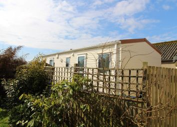 Thumbnail 2 bed mobile/park home to rent in Sithney, Helston