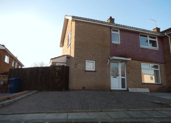 Thumbnail 3 bed semi-detached house to rent in Butler Close, Cropwell Butler, Nottingham