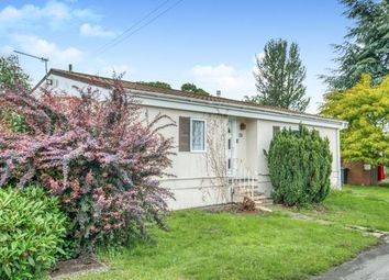 Thumbnail 2 bed mobile/park home for sale in Woodcot Park, Wilmcote, Warwickshire