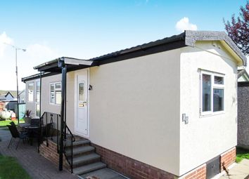 Thumbnail 1 bed mobile/park home for sale in Tower Park, Hullbridge, Hockley
