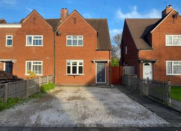 2 bed semi-detached house to rent in Cranmore Road, Shirley, Solihull B90