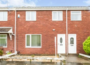 Thumbnail 3 bed terraced house to rent in Melksham Square, Stockton-On-Tees