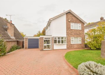 Thumbnail 4 bed detached house for sale in Brook View Drive, Keyworth, Nottingham