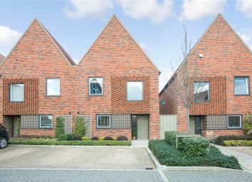 Thumbnail 3 bedroom semi-detached house for sale in Elliotts Way, Chatham, Kent