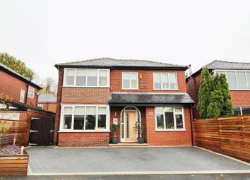 Thumbnail 4 bed detached house for sale in Lumber Lane, Worsley, Manchester