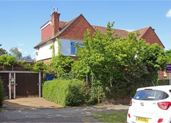 Thumbnail 5 bed semi-detached house for sale in Ferrymead Gardens, Greenford