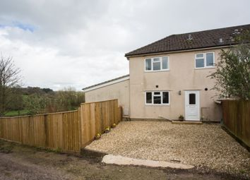 Thumbnail 3 bed semi-detached house for sale in Valley View, Farway, Colyton, Devon