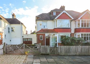 Thumbnail 5 bed semi-detached house for sale in Wish Road, Hove, East Sussex