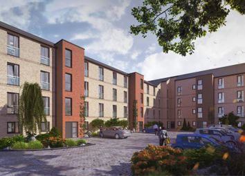 Thumbnail 2 bed flat for sale in Riverside Walk, Old Sneddon Street, Paisley, Glasgow