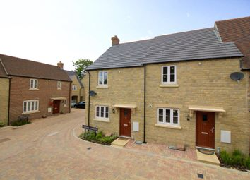 Thumbnail 3 bed terraced house to rent in Carriage Crescent, Witney, Oxfordshire