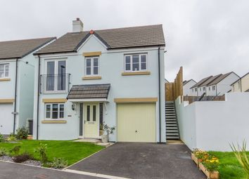 Thumbnail 3 bedroom detached house for sale in Du Maurier Drive, Fowey