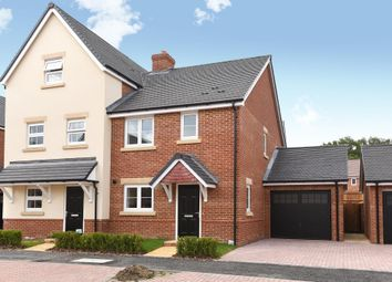 Thumbnail 3 bed semi-detached house to rent in Warbler Road, Farnborough