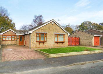 Thumbnail 3 bed detached bungalow for sale in Huntley Avenue, Spondon, Derby