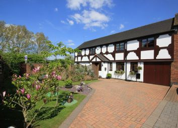 Thumbnail 4 bedroom semi-detached house for sale in Stableford Court, Stableford, Newcastle-Under-Lyme