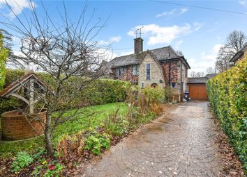 Thumbnail 3 bed semi-detached house for sale in Sunte Avenue, Lindfield, West Sussex