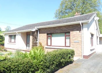 Thumbnail 3 bed bungalow for sale in Llanwnnen, Lampeter