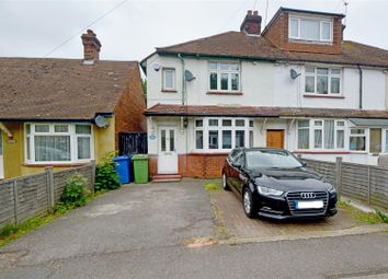 Thumbnail 2 bed end terrace house for sale in Watsons Hill, Sittingbourne