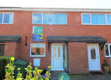Thumbnail 2 bed terraced house for sale in Friars Mews, Bangor-On-Dee, Wrexham
