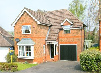 Thumbnail 3 bed detached house for sale in Redwing Road, Gabriel Park, Basingstoke