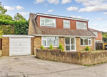 Thumbnail 3 bed detached house for sale in Station Road, Buxted, Uckfield, East Sussex
