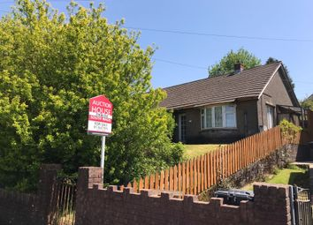 Thumbnail 2 bed semi-detached bungalow for sale in 10 Park Hill Crescent, Beaufort, Ebbw Vale, Blaenau Gwent