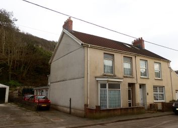 Thumbnail 4 bed semi-detached house for sale in Coburg Villas, Ferryside, Carmarthenshire.