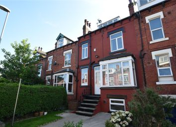 Thumbnail 2 bed terraced house for sale in Knowle Road, Burley, Leeds, West Yorkshire