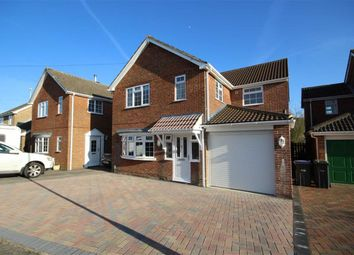 Thumbnail 4 bedroom detached house for sale in Kingsley Avenue, Royal Wootton Bassett, Wiltshire