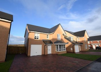 Thumbnail 4 bedroom detached house for sale in Poppy Gardens, Glasgow