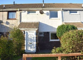 Thumbnail 3 bed terraced house for sale in Camuset Close, Hakin, Milford Haven