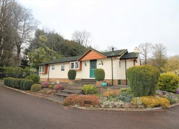 Thumbnail 3 bedroom mobile/park home for sale in Clanna, Alvington, Lydney