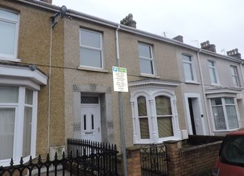 Thumbnail 3 bed property to rent in Coldstream Street, Llanelli