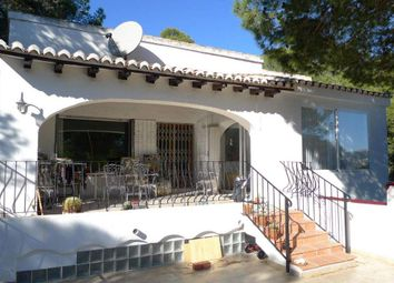 Thumbnail 2 bed chalet for sale in 03724 Moraira, Alicante, Spain
