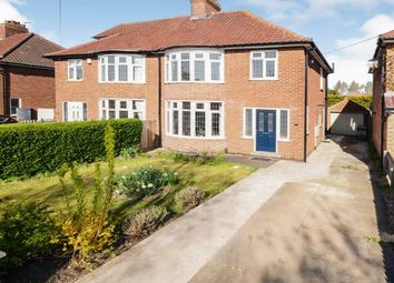 Thumbnail 3 bed semi-detached house for sale in Forest Grove, York, North Yorkshire