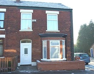 Thumbnail 2 bed flat to rent in Bennett Street, Hyde