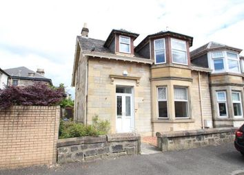 Thumbnail 4 bed semi-detached house for sale in Mathieson Street, Paisley, Renfrewshire, .
