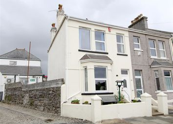 Thumbnail 3 bedroom end terrace house for sale in Ingra Road, Plymouth