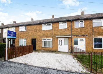 Thumbnail 2 bedroom terraced house for sale in Blackbrook Road, Heaton Chapel, Stockport
